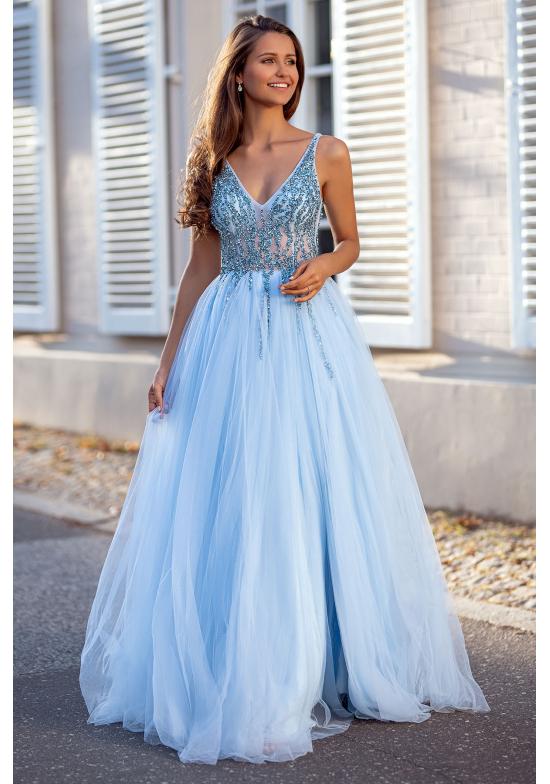 Scarlett Aqua Blue