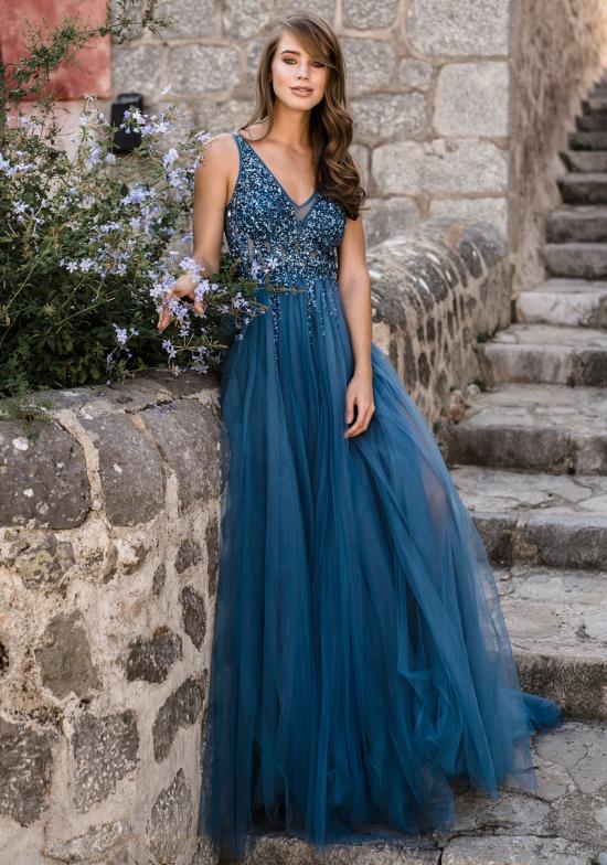 Scarlett Ice Blue