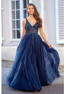 Scarlett Dark Blue