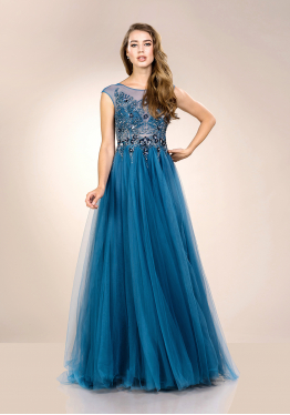 Zelia Blue